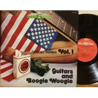 GUITARS AND BOOGIE WOOGIE VOL.1 - 1°st ITALY