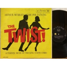 ARTHUR MURRAY'S MUSIC FOR DANCING THE TWIST ! - 1°st ITALY