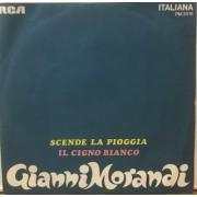 """SCENDE LA PIOGGIA  - 7"""" ITALY"""