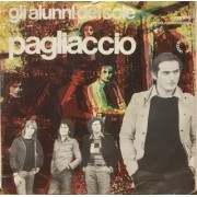 """PAGLIACCIO - 7"""" ITALY"""
