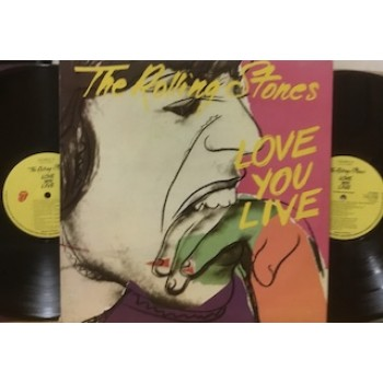 LOVE YOU LIVE - 2 LP