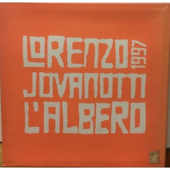 LORENZO 1997 - L'ALBERO - BOX 2LP+CD