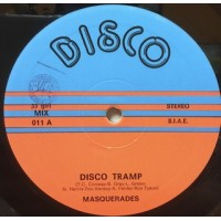 "DISCO TRAMP - 12"" ITALY"