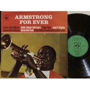 ARMSTRONG FOR EVER - LP GERMANY