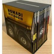 NOMADI IN VIAGGIO - BOX 8 CD + 2 DVD