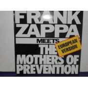FRANK ZAPPA MEETS THE MOTHERS OF PREVENTION - 1°st ITALY