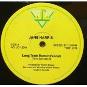 """LONG TRAIN RUNNIN - 12"""" CANADA"""