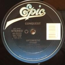 """OPTIMISTIC - 12"""" USA"""