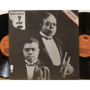 LOUIS ARMSTRONG AND KING OLIVER - 2LP