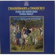 TROUBADOURS & TROUVERES - BOX 2 LP
