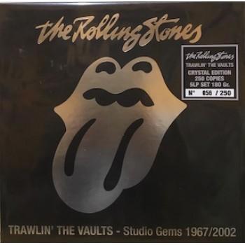 TRAWLIN' THE VAULTS - STUDIO GEMS 1967/2002 - BOX 5 LP