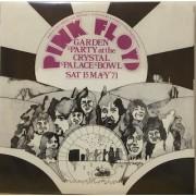 GARDEN PARTY AT THE CRYSTAL PALACE BOWL SAT 15 MAY '71 - 2 LP COLOR VINYL