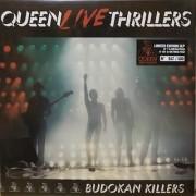QUEEN LIVE THRILLERS - 3 COLOR VINYL