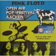 OPEN AIR POP FESTIVAL AACHEN - 2 LP CRYSTAL/BLUE