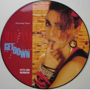 """GET DOWN - 12"""" PICTURE DISC"""