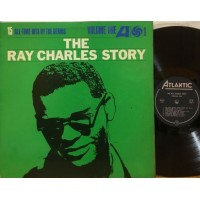 THE RAY CHARLES STORY - 1°st ITALY