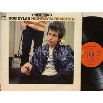 HIGHWAY 61 REVISITED - 1°st UK