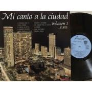 MI CANTO A LA CIUDAD - 1°st CUBA