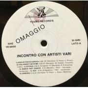 INCONTRO CON ARTISTI VARI - PROMO LP
