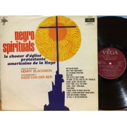 NEGRO SPIRITUALS - 1°st FRANCIA