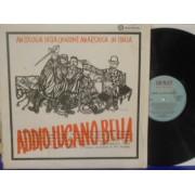 ADDIO LUGANO BELLA - LP ITALY