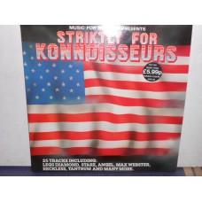 STRIKTLY FOR KONNOISSEURS - 2 LP
