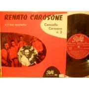 "CAROSELLO CAROSONE N°2 - 10"" ITALY"