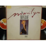 THE MARILYN MONROE STORY - 2 LP