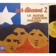 LA NUEVA CANCION CHILENA - INTI ILLIMANI 2 - LP ITALY