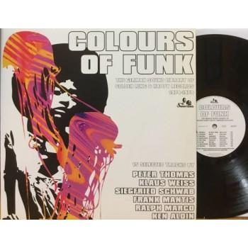 COLOURS OF FUNK - LP