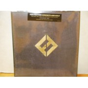 CONCRETE AND GOLD - LP + LP ETCHED SIDED