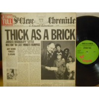 THICK AS A BRICK - 2°nd ITALY