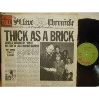 THICK AS A BRICK - 1°st ITALY