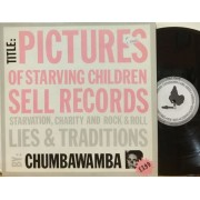PICTURES OF STARVING CHILDREN SELL RECORDS:STARVATION CHARITY AND ROCK & ROLL LIES & TRADIOTIONS - 1°st UK