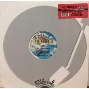 "MY LOVE IS FREE (DJ TOOLS) - 12"" USA"