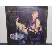"""THE SWING OF LOVE / CAN'T GET OVER YOU - 7"""" ITALY"""