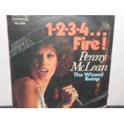1-2-3-4...FIRE! / THE WIZARD BUMP