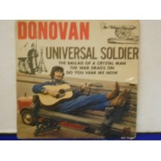 """UNIVERSAL SOLDIER - 7"""" EP"""