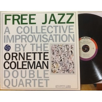 FREE JAZZ:A COLLECTIVE IMPROVISATION - REISSUE USA