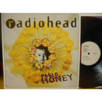 PABLO HONEY - 1°st UK