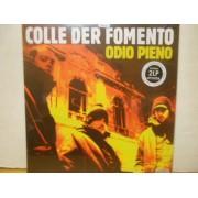 ODIO PIENO - 2 LP + POSTER