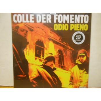 ODIO PIENO - 2 LP