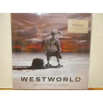 RAMIN DJAWADI - WESTWORLD SEASON 2