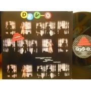 DEVO LIVE - MINI-LP USA