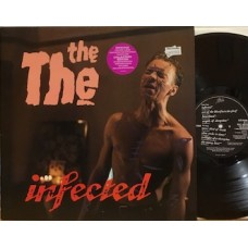 INFECTED - LP LIMITED EDITION