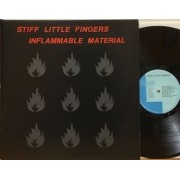 INFLAMMABLE MATERIAL - REISSUE FRANCIA