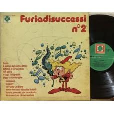 FURIA DI SUCCESSI N°2 - LP ITALY