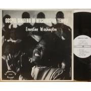 GOSPEL SINGING IN WASHINGTON TEMPLE - LP AUSTRIA