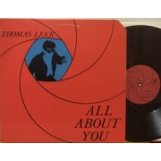 "ALL ABOUT YOU - 12"" ITALY"