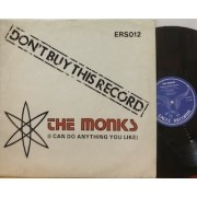"DON'T BUY THIS RECORD - 12"" UK"